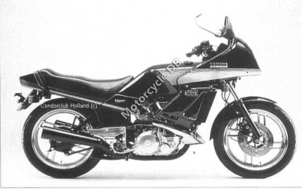 Yamaha XZ 550 1985 20174