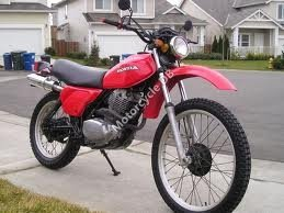 Honda XL 500 S 1980 8720 Thumb