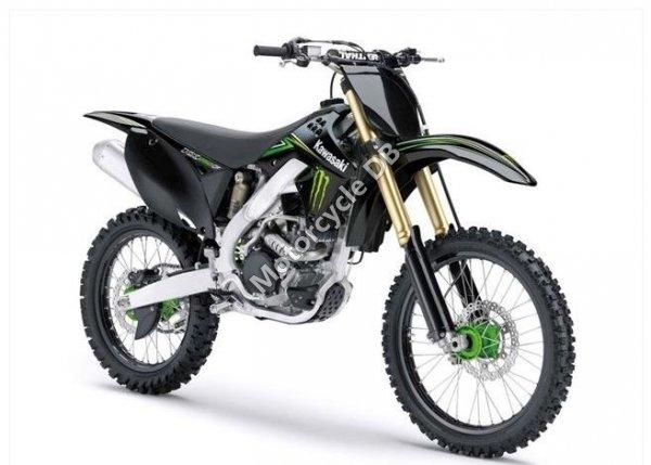 Kawasaki KX100 Monster Energy 2009 14680
