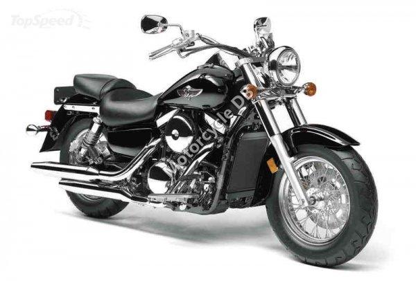 Kawasaki VN 1500 Classic 1999 8921