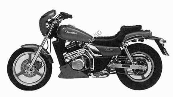 Kawasaki EL 250 1992 16083