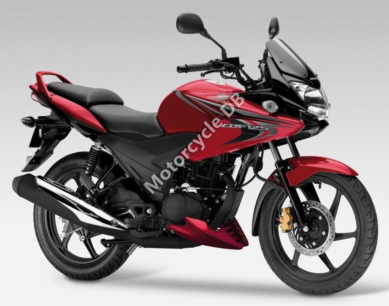 Honda CBF125 2012 30523