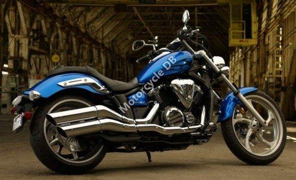 Yamaha Stryker 2011 9433