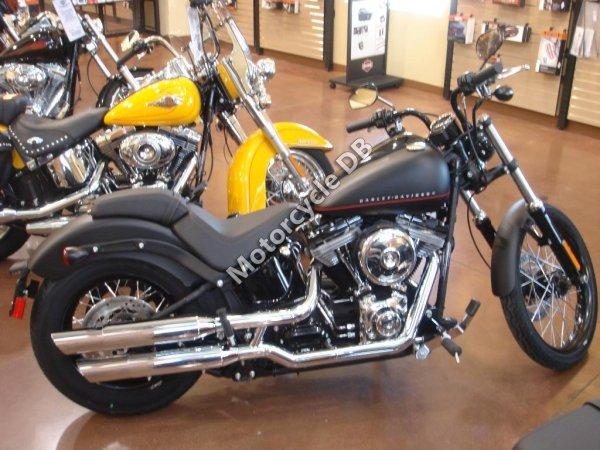 Harley-Davidson FXS Softail Blackline (2012)