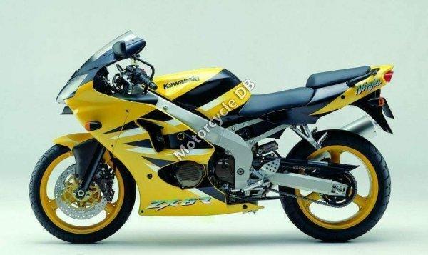 Kawasaki ZX-6R Ninja 2000 3949