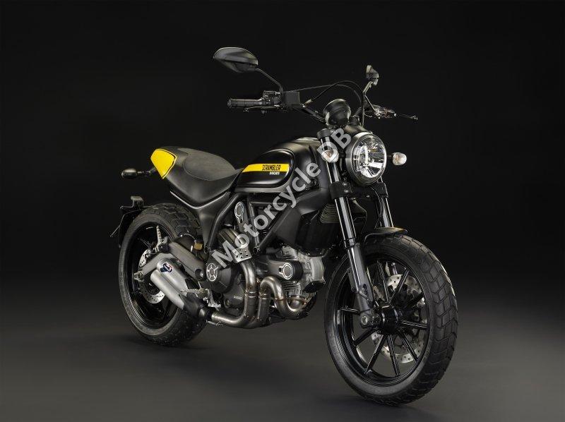 Ducati Scrambler Full Throttle 2017 31183