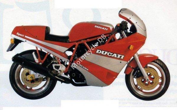 Ducati 750 Sport 1989 10807