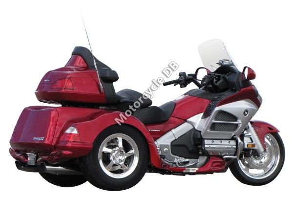 Honda Gold Wing Air Bag 2012 22288