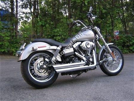 Harley-Davidson  FXDB  Dyna Street Bob 2007 10116