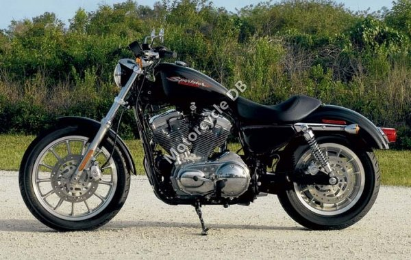 Harley-Davidson XL883 Sportster 2008 19293