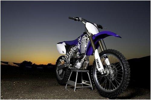 Yamaha YZ450F 2008 3012