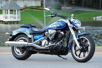 Yamaha V Star 950 2009 12619