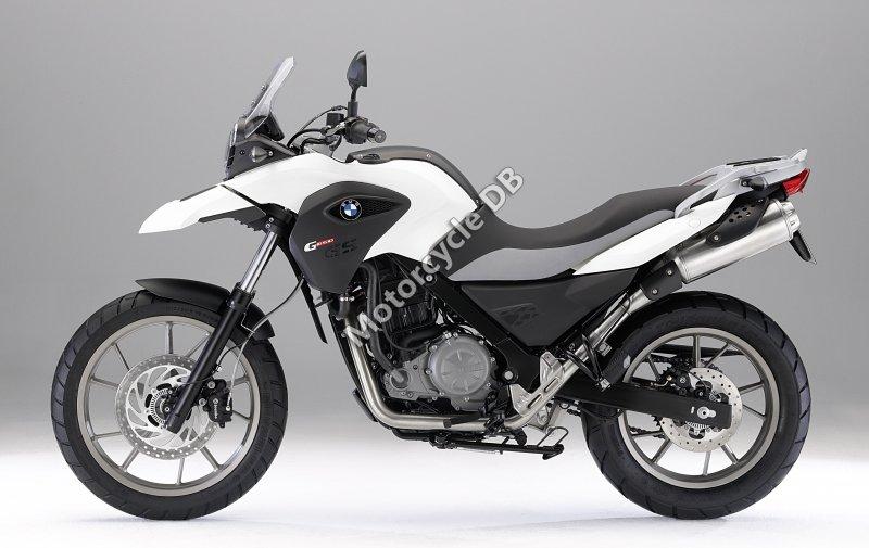 BMW G 650 GS 2016 32004