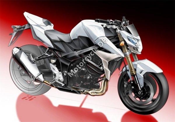 Suzuki GSR 750 2011 7889