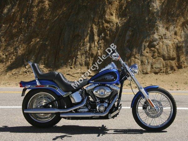 Harley-Davidson FXSTC Softail Custom 2008 7480