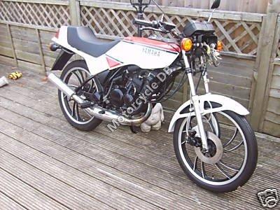 Yamaha RD 80 LC 1982 9954