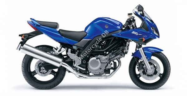 Suzuki SV650SF 2011 7750