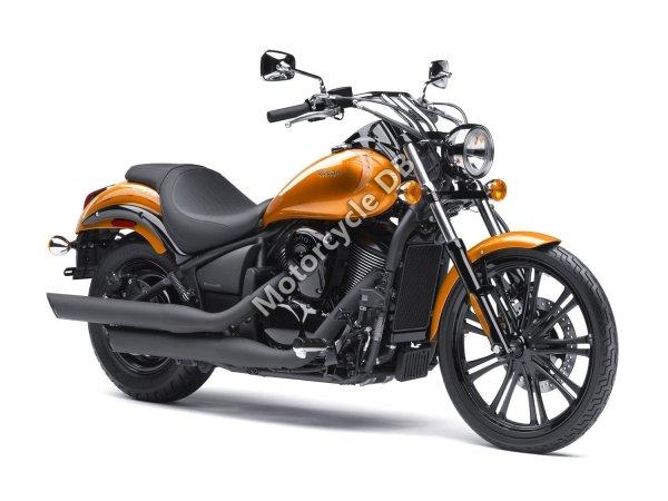 Kawasaki VN 900 Custom 2012 22226