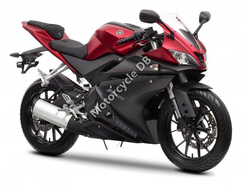 Yamaha YZF-R125 2016 25578