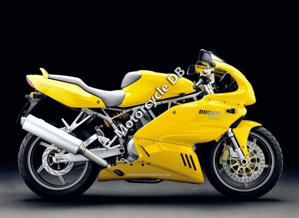 Ducati Supersport 1000 DS 2004 12329