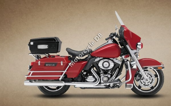 Harley-Davidson Road King Fire - Rescue 2013 22744