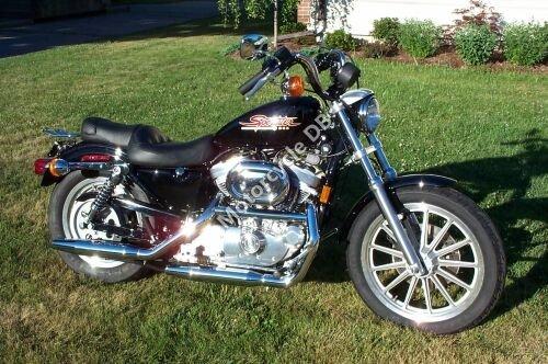 Harley-Davidson XLH Sportster 883 Standard 1989 12713