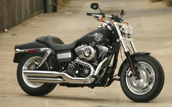 Harley-Davidson FXDF Dyna Fat Bob 2008 11926