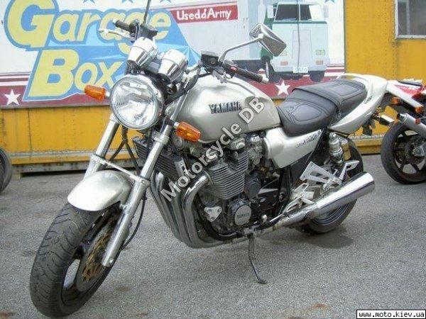 Yamaha XJR 1200 1996 13517