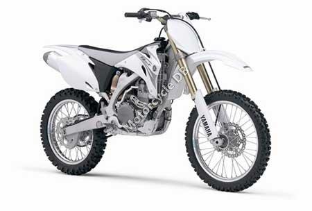 Yamaha YZ 450 F 2007 2259