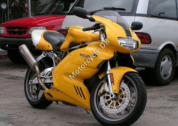 Ducati SS 900 Supersport 2002 14865