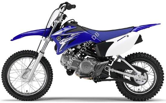 Yamaha TT-R110E 2010 4564