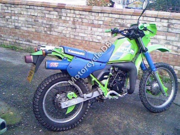 Kawasaki KMX 125 1988 7985