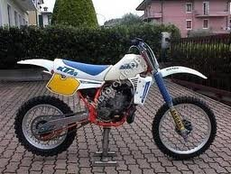 KTM 250 GS Enduro Sport 1984 7347 Thumb