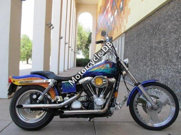Harley-Davidson 1340 Electra Glide Sport 1993 15815