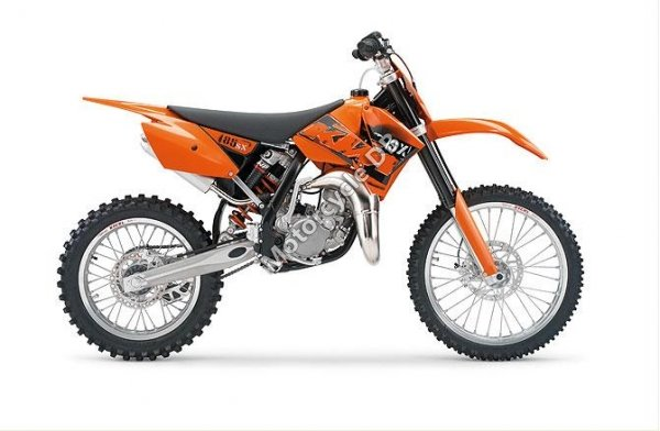 KTM 85 SX 2006 10489