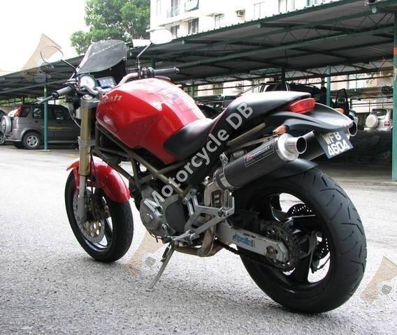 Ducati 600 Monster 1996 13016