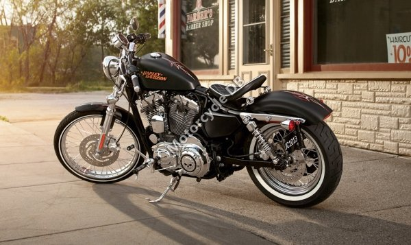 Harley-Davidson Sportster Seventy-Two 2013 22759