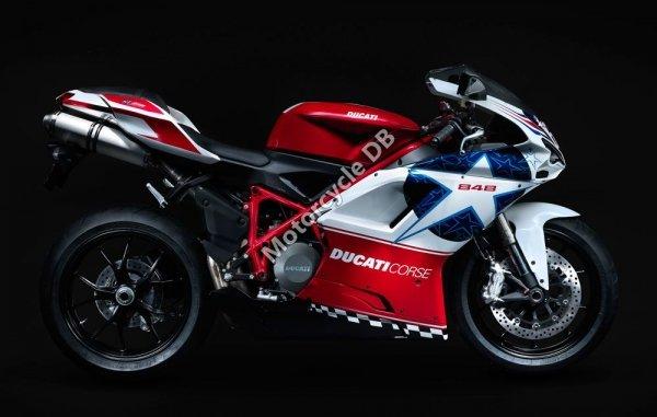 Ducati 848 Nicky Hayden 2010 9754
