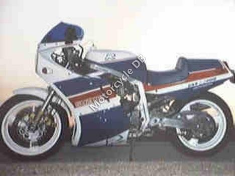 Suzuki GSX-R 750 Special Edition (reduced effect) 1986 10041