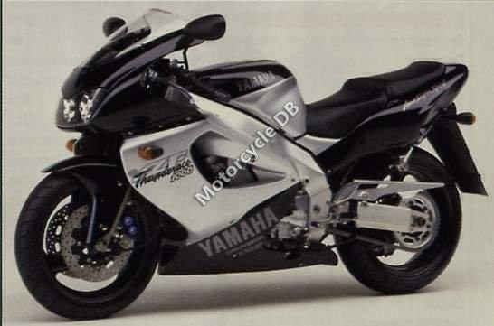 Yamaha YZF 1000 R Thunderace 2001 7298