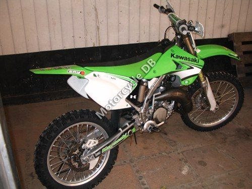 Kawasaki KX125 2007 8466