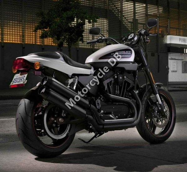 Harley-Davidson XR1200X 2012 21951