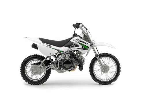 Kawasaki KLX110 2008 2683