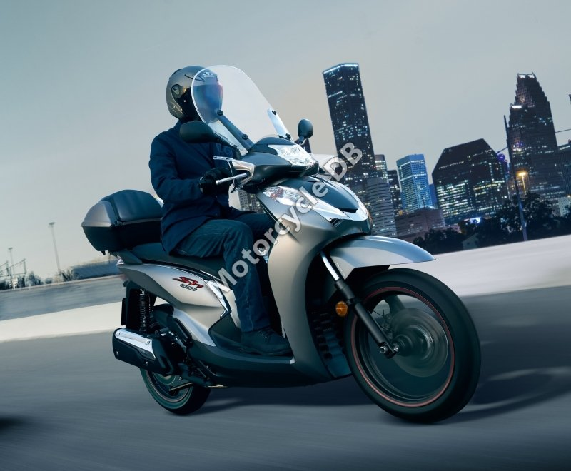 Honda SH300i 2018 30437