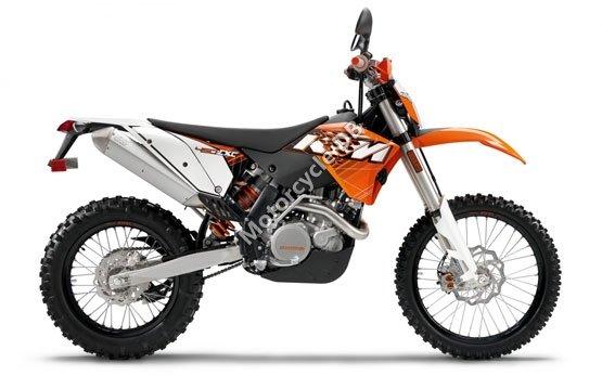 KTM 450 EXC 2011 6259
