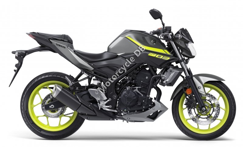 Yamaha MT-03 2017 25962