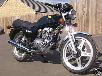 Honda CB 250 N 1983 19756