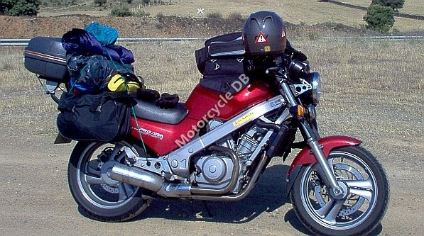 Honda NTV 650 Revere 1990 12975