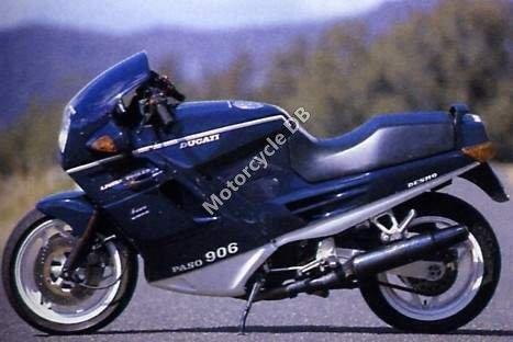 Ducati 906 Paso 1989 14866