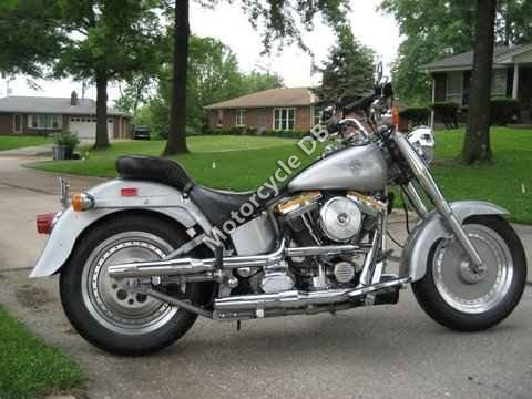 Harley-Davidson Fat Boy 1990 11983